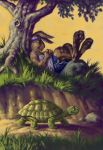 Tortoise and Hare by McNaught