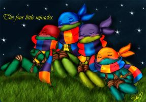 TMNT - Little Miracles by nichan