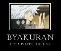Byakuran Demotivational by Galanty