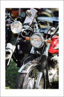 Vintage Motorcycles by Cameron-Jung