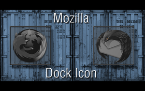 Mozilla-Dock Icon by GiggsyBest