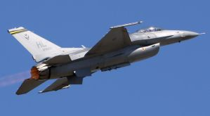 F-16 Goin Up by shelbs2