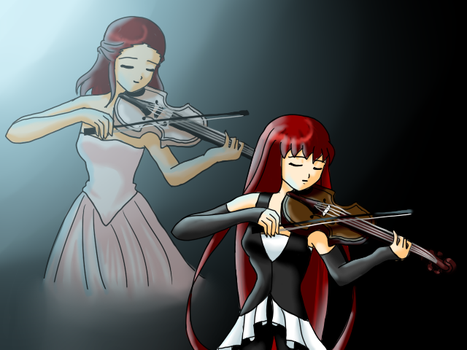Like In The First Concert by Seni-Ines