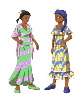 Kebbi and Gwari by Ikechi1
