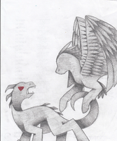 Traditional Pic 11 by Dragon-Wolf-Lover