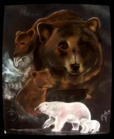 Bear Totem by Gypsy666
