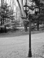 Beyond the Lamp Post by ChiyuFuteki