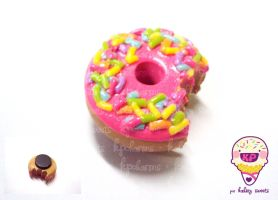 donut iman by KPcharms