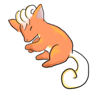 Newborn Vulpix by JuniorTrainer