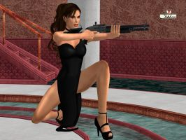 Lara Croft 38 by Orphen5
