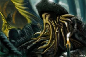 Davy Jones by OmaruIndustries