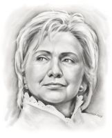 Hillary Clinton - - Presidential Race 2008 by gregchapin