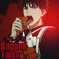 Kagami Taiga Profile Picture by zFlashyStyle