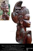 Queen of Sheba PNG by CD-STOCK