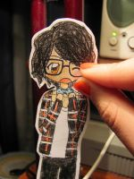 Other YooChun PaperChild by MiyuBooChan