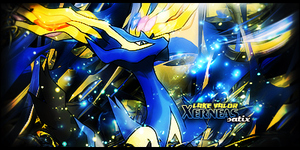Xerneas by LVSatix