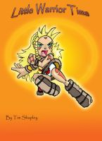 Tima In Action by Shapshizzle