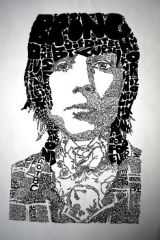 Oliver Sykes by mysteryvillian