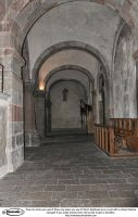Inside a church stock by Nameda by Nameda