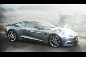 Next james bond car by WeskerFan1236