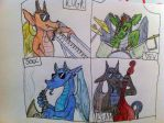 Jazz Dragons by lunarchan