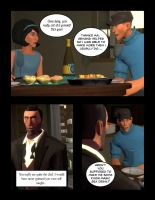 The Spy Who Grabbed Me (Thanksgiving) Page 5 by Blu-Scout18
