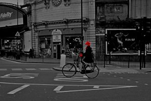 Little Red Riding Hood in London by TCM73