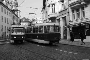tow tram by Agulor