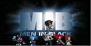sonic MIB logo by jaquille1