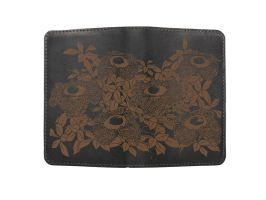 rafflesia leather cover by creatorium