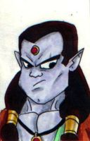 Sarta Sketch Card by Mgette86