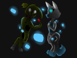 Ok this gets cuter every time I look at it. by TheKittyCatGames