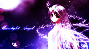 Anime angel by Goddess--of--Pain