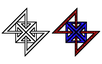 Line and Color Symbol