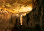 Destiny of Middle Earth by SupersonicSongbird