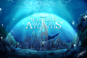Warlords of Atlantis by Suihara
