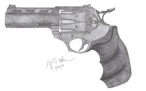 Six-Shooter by CzechBiohazard
