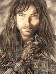 Kili, Aidan Turner... by Artsy50