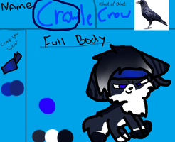 Crowle Ref Sheet by Sushiblood