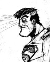 Superman: Cataracts by DeviantBoss