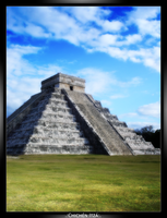 Chichen Itza by Benjigarner