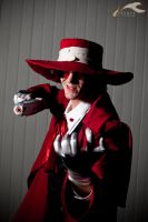 EXPCon 2011 - Hellsing | Alucard by elysiagriffin
