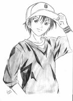 Ryoma Echizen by mystic-pUlse