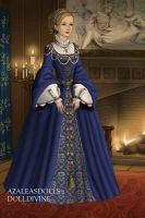 Lady Jane Seymour by EmmsandRoses