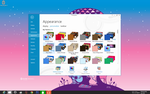 Windows 8 Control Panel - Appearance - Personalize by myownfriend