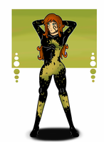 Poison Ivy New 52 by Flash-of-Lingt
