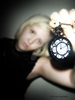 Tick Tock On The Clock by gabriellexx