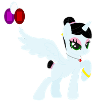 My new Alicorn OC Mystic Frost by LR-Studios