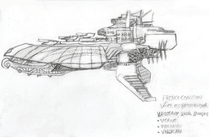 ToTB: V-Class Battlecruiser by VentusAerus
