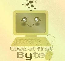 Love at first byte by Happysmitten